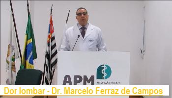 Dor lombar - Dr. Marcelo Ferraz de Campos